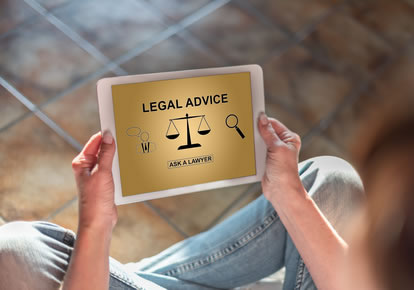 Legal advice - Ask a Lawyer